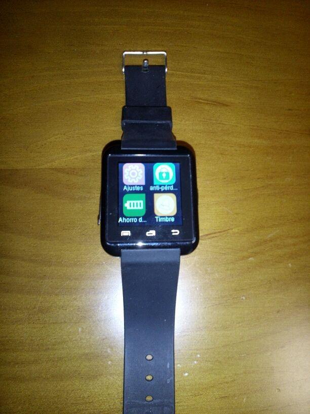 Reloj telefono inteligente