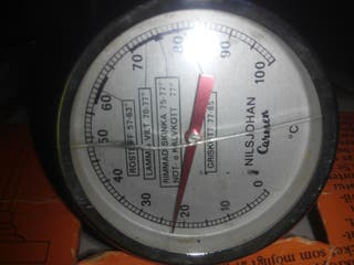 Thermometro Profesional Nilsjohan Carmen NUEVO
