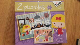 Puzzle infantil 2 de 48 piezas