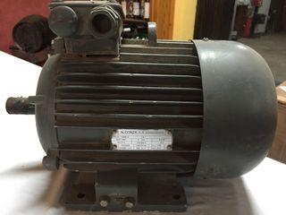 Motor eléctrico 220/380v