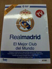 Pack Real Madrid, El Mejor Club del Mundo en 6 Dvd