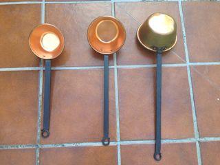 Cacillos de cobre