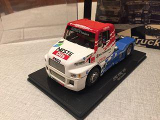 Slot SCX Scalextric GB Truck6 Sisu ETRC nuevo