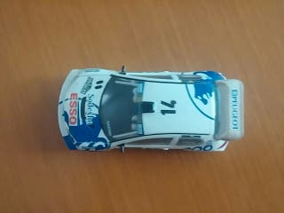 206 rally scalextric