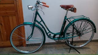 Bici freno varilla años 60 o 70.