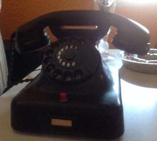 Teléfono Alemán años 60-70