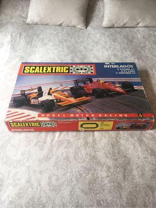 Scalextric Interlagos 1992