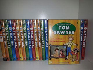 Peliculas de dibujos CD Tom Sawyer