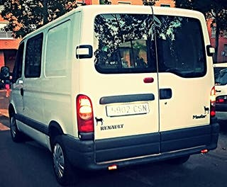 vendo furgoneta Renault Master