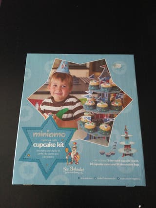 Expositor cupcake