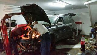 Reparaciones y diagnosis auto