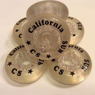 Ruedas California Sun CS