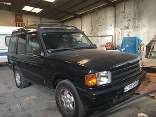 Vendo Land Rover Discovery *Lanzarote