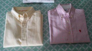 Camisas talla 4