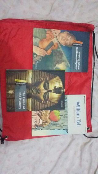 Libros de lectura de Ingles