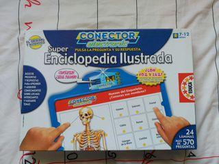 Conector enciclopedia ilustrada