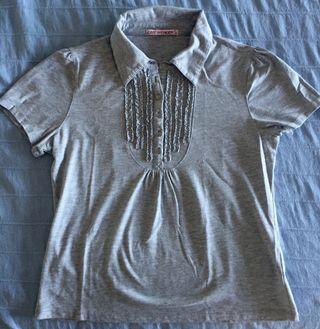 Camiseta chica manga corta
