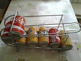 Dispensador de latas