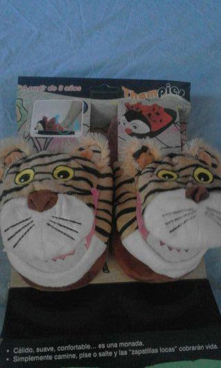 Zapatillas locas Tigre