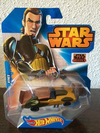 Coche Hot Wheels de Star Wars