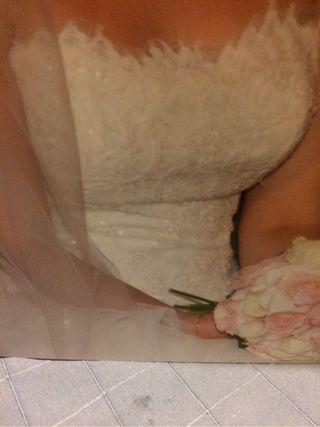 Vestido novia Beleria 2016 pronovias