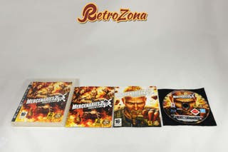 Mercenaries 2 PS3
