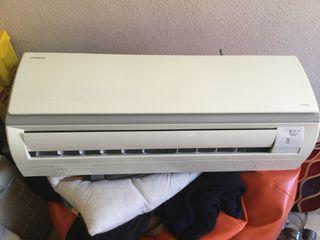 Aire acondicionado Hitachi Inverter Dc