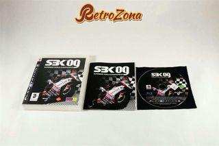 SBK 09 PS3