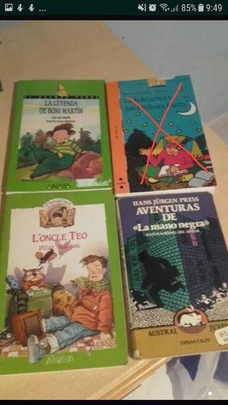 Libros de lectura de 6 a 8 años