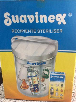 Esterilizador en frio SUAVINEX