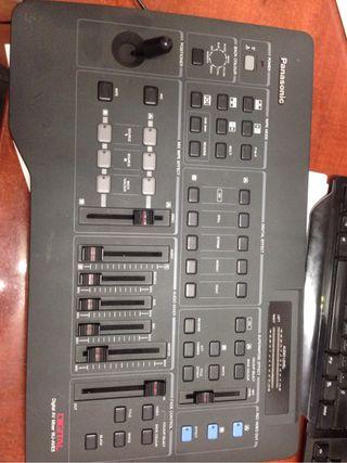 Mesa mezclas Panasonic WJ-AVE5