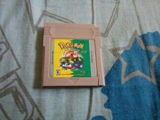 Pokémon versión verde Game Boy