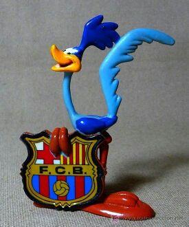 Figura Correcaminos Barcelona