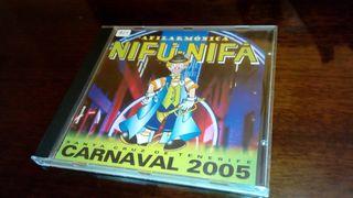 Afilarmónica Nifú_Nifá, carnaval 2005, Santa Cruz de Tenerife.