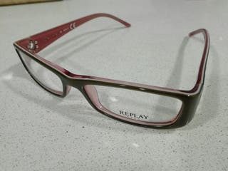 Gafas de graduado vista Replay 648