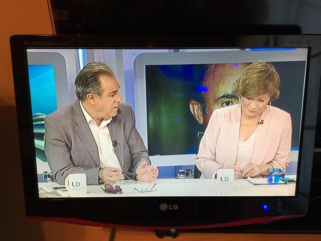 """Televisor LG m197wdl de 19"""""""