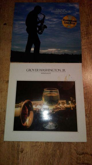 Vinilos Grover Washington Jr.