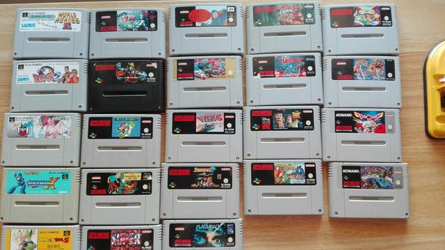 Juegos Super Nintendo Nes Famicom Snes De Segunda Mano Por 10 En
