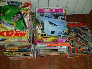 151 revistas Maxi Tunning
