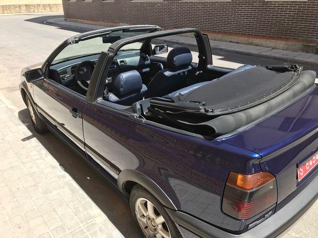 Golf cabrio 1.6i