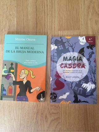 Magia Casera Y El Manual De La Bruja Moderna Ciencias Ocultas