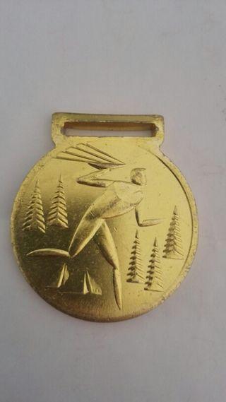 Medalla conmemorativa.