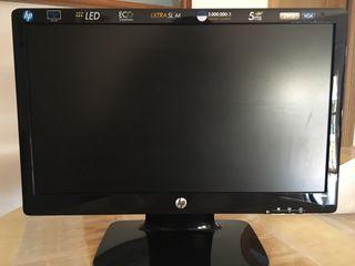 "pantalla ordenador 20""LED"