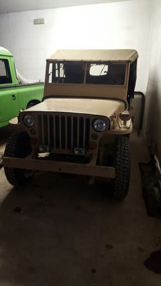 M.201 willys MB hochkiss