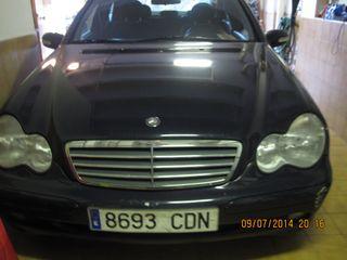Mercedes C200 diésel