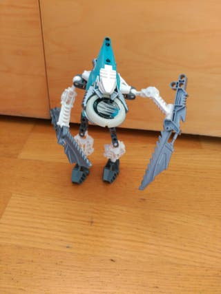 Bionicle blanco