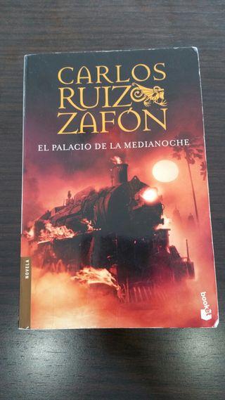 Libro El Palacio de Medianoche de Carlos Ruiz Zafon