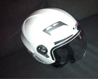 Casco LS2 OF47 (talla M)