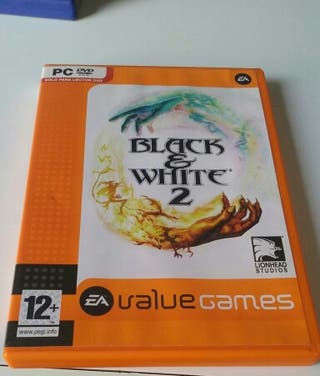 Videojuego Black and White 2 PC