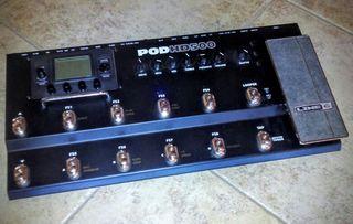 Line6 POD HD500